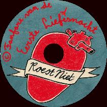 Roest Niet cd-opdruk